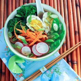 Low-Carb Kelp Noodle Ramen.