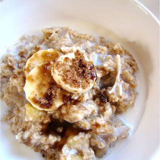 Banana Coconut Oatmeal Recipe