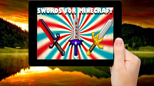 Mod swords to minecraft