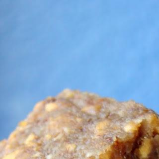 Apple Raisin Snack Bars (GAPS-legal, grain- and gluten-free).