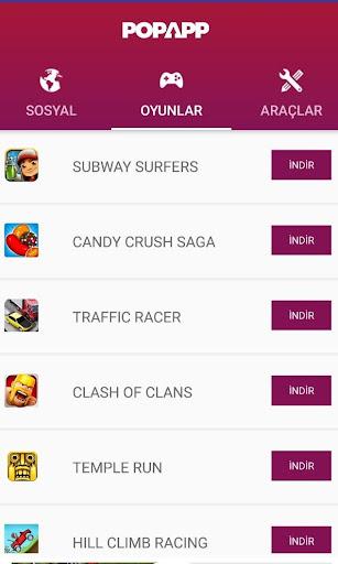 Pop-app 1.6 screenshots 2