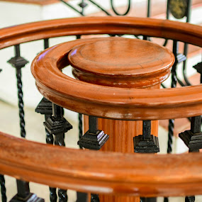 Spiral Handrails  by Abdul Salim - Buildings & Architecture Architectural Detail