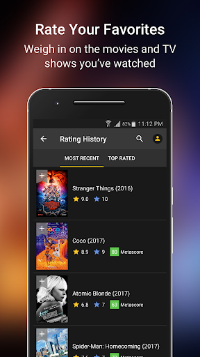 IMDb Movies & TV 7.4.1.107410100 screenshots 6