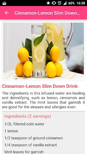 Detox Juice Recipes  screenshots 2
