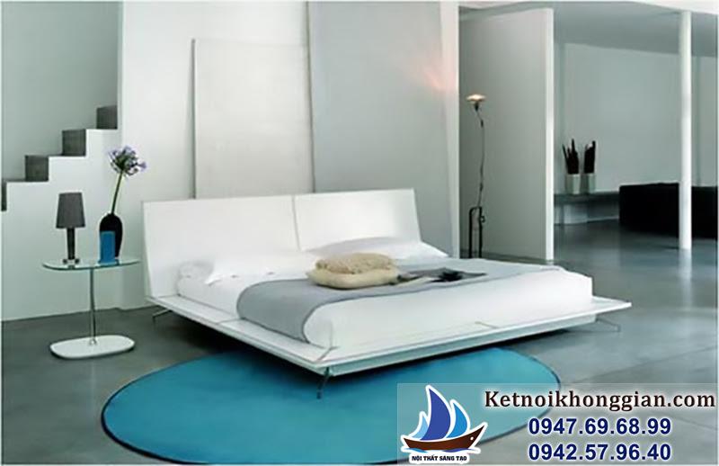 thiết kế phòng ngủ thoáng đãng