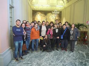 Photo: 09/02/2015 - Enaip - Centro formazione professionale. Classe  prelavorativo sez. I-II.
