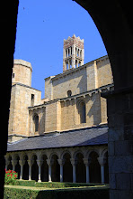 Photo: Sta. Maria- Seu d' Urgell