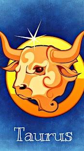 Býk Živé Tapety - náhled