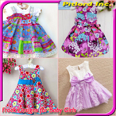 Cute Baby Girl Frock Designs