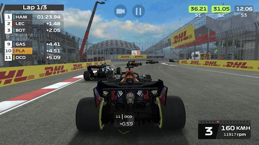 F1 Mobile Racing screenshots 6
