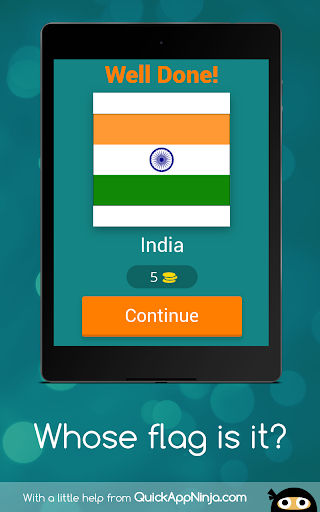 Whose flag is it? screenshot 14