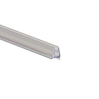 Joint d'étanchéité horizontal universel, arrondi, pour douche ronde Dusar, Breuer et autres marques