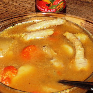 Chicken Foot Soup.