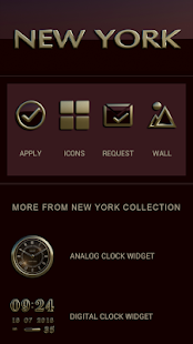 NEW YORK Icon Pack 3D Screenshot