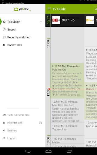 green TV 3.5.33.1-release screenshots 8