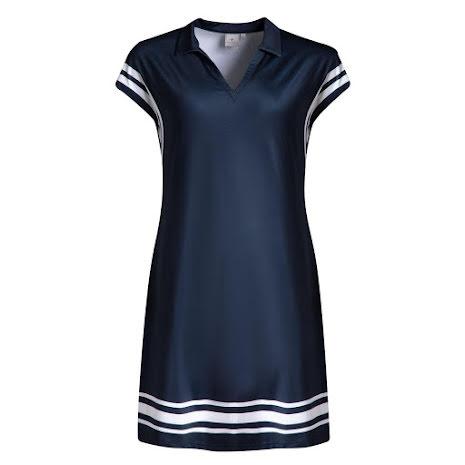Cross Sportswear Stripe Golfklänning