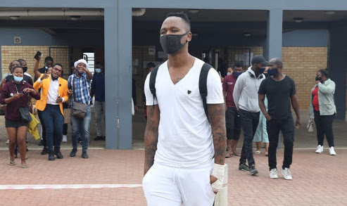 Assault case involving former Bafana goalie Brilliant Khuzwayo and MUT student postponed - TimesLIVE