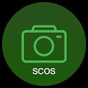 SCOS Camera - Record Video Background,Quick Camera icon