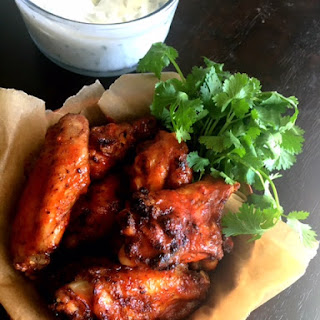 Baked Hot Wings Without Flour Recipes
