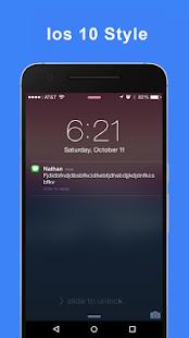 Iphone Lock Screen for PC-Windows 7,8,10 and Mac apk screenshot 2