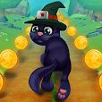 Talking Cat Run - Talking Kitty Kitten