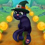 Talking Cat Run - Talking Kitty Kitten icon