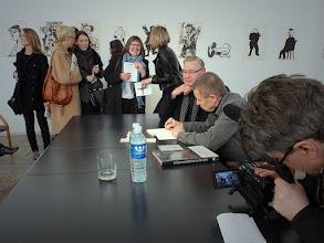 """Photo: """"Sriuba"""" šiauliečiams -  2015 m. balandžio 10 d. ŠU dailės galerijoje. Filmuoja Gintautas Stungurys, studija Gin-Dia. https://youtu.be/7ayo5Lh1v-I"""