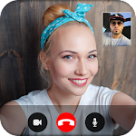 Fake Video Call : Girlfriend FakeTime