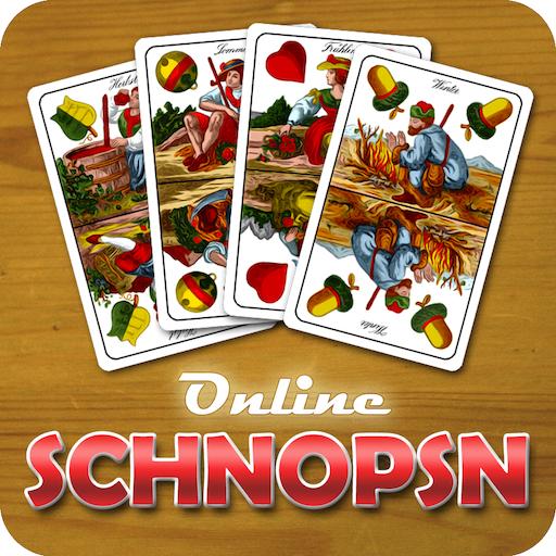 Schnopsn - Online Schnapsen Kartenspiel kostenlos