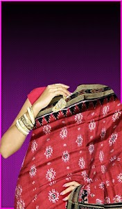 Pattu Saree Photo Suit screenshot 12