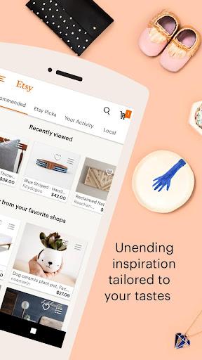 Etsy: Handmade & Vintage Goods Apk apps 2
