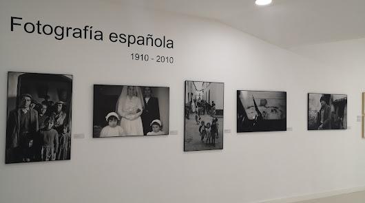 Cien años de fotografía en las dos nuevas salas del Centro Pérez Siquier