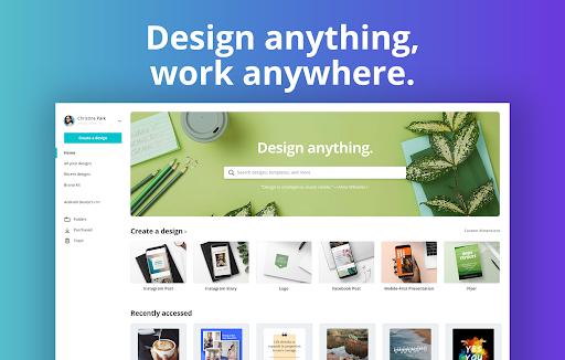 Canva: Graphic Design, Video Collage, Logo Maker 2.76.0 Screenshots 9