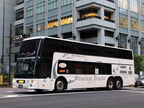 西日本JRバス「プレミアムドリーム」 1762