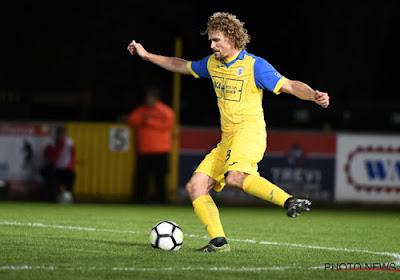 """Swinkels verklaart waarom hij Beerschot Wilrijk verliet voor KV Mechelen: """"Toen was de keuze snel gemaakt"""""""