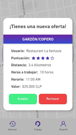 GoworQ Jobs screenshot 3