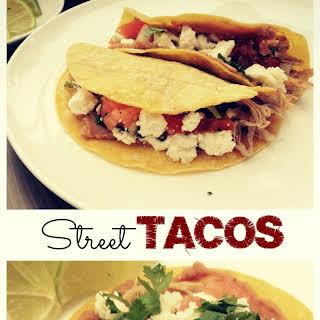 Street Tacos.