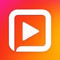 Video Maker & Photo Slideshow, Music - FotoPlay icon