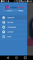 Screenshot of StereoChic