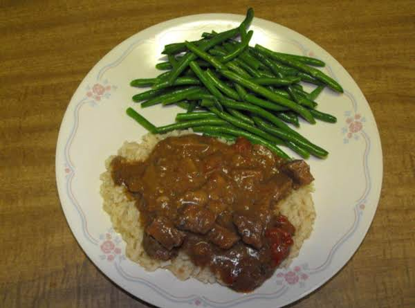 Smothered Steak Strips Recipe