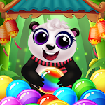 Panda Classic Bubble Icon