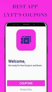 Coupons for Lyft