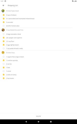 Healthy Recipes 5.45 screenshots 11