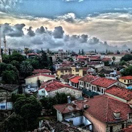 by Bica Razvan - City,  Street & Park  Vistas