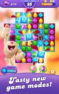 Candy Crush Friends Saga MOD (Unlimited lives/Moves) 1