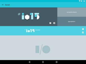 Google I/O 2015 Screenshot 16