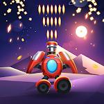 Rock Blast - Fire Ball Icon