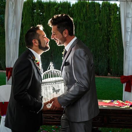 Wedding photographer Carmen de la Calle (CarmendelaCal). Photo of 15.02.2016