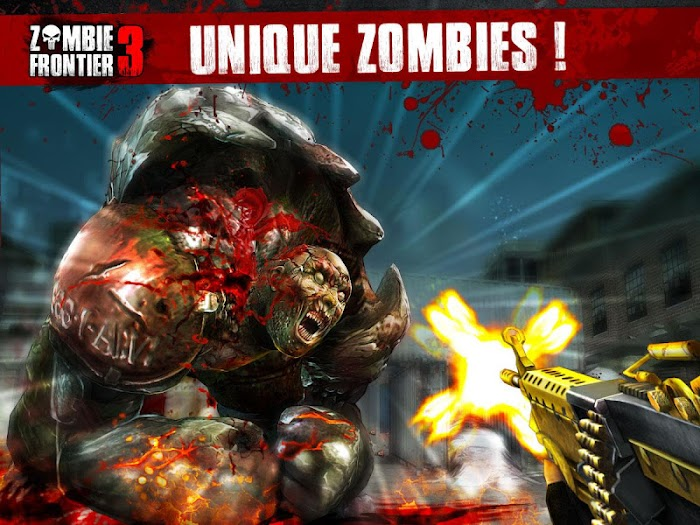 Zombie Frontier 3- screenshot