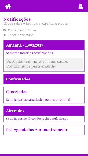 Agenda Ariane Ferreira Make up 1.2 screenshots 5